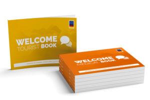 WELCOME BOOK löst Kommunikation durch eine verständliche Bildsprache. Egal ob für Reisenden, Medizinischen Notfall oder Flüchtling.