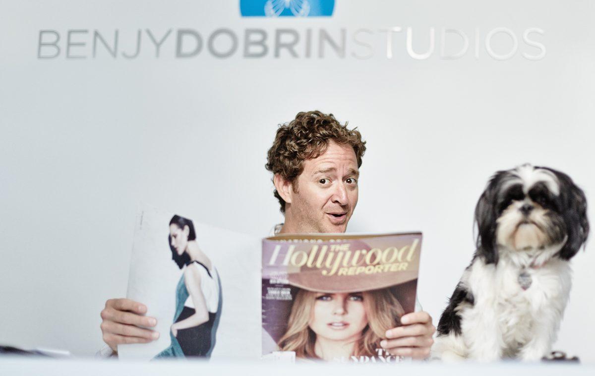 Peoplefotografie/Charakterbilder in den DOBRIN STUDIOS in Denver/Colorado mit dem US Schauspielcoach BENJY DOBRIN.