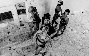Sexy Tänzerinnen und Promoterinnen auf Ibiza
